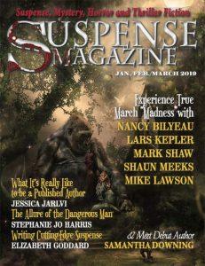 Suspense Magazine Q1 2019 - Stephanie Jo Harris
